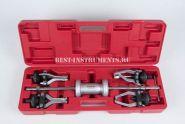 ATB-1097 Набор универсальных съёмников с обратным молотком Licota, 5 предметов.