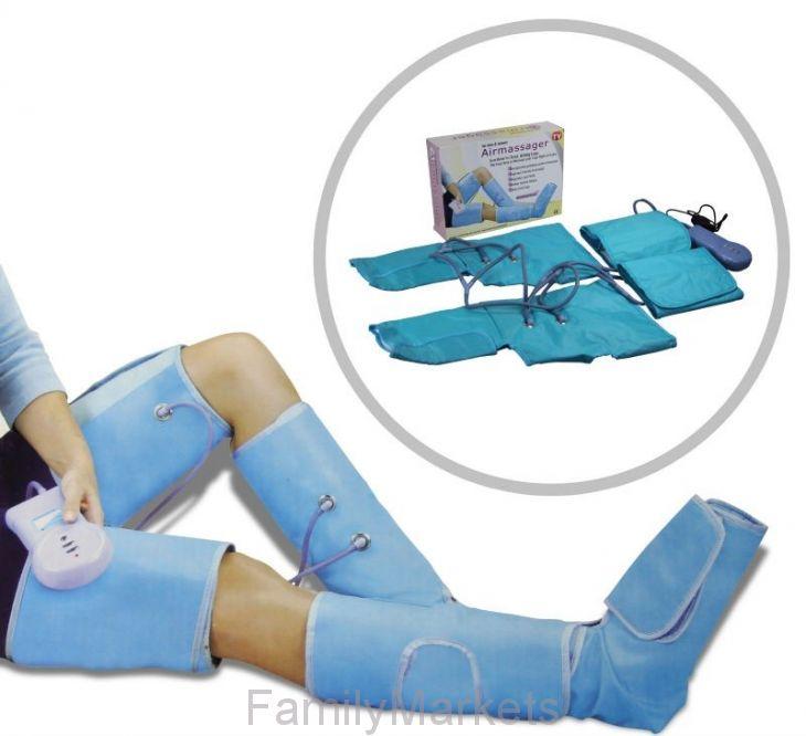 Пневмомассажер для прессотерапии ног Airmassager