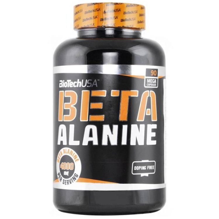Beta Alanine от Biotech USA 90 капс