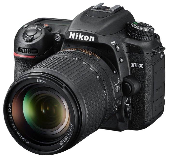 Nikon D7500 Kit 18-105