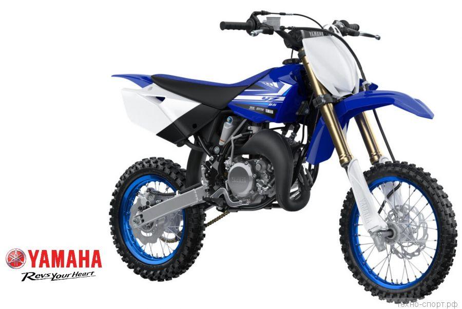 Мотоцикл Yamaha YZ85LW