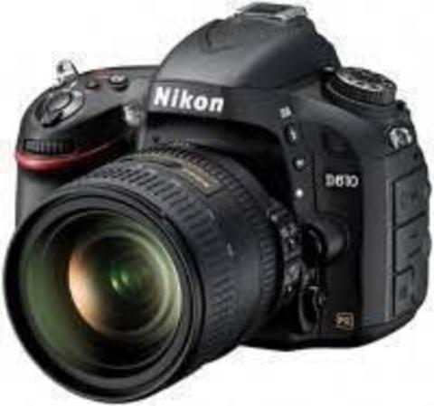 Nikon D610 kit 18-105mm VR