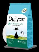 Dailycat ADULT Steri Lite Chicken & Rice для взрослых стерилизованных кошек с курицей и рисом (0,4кг)