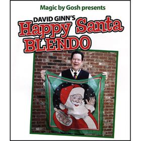 Happy Santa Blendo Set (36 inches) by David Ginn