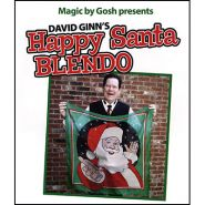 Happy Santa Blendo Set (36 inches) by David Ginn