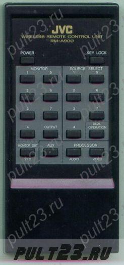 JVC RM-A900, JX-S900