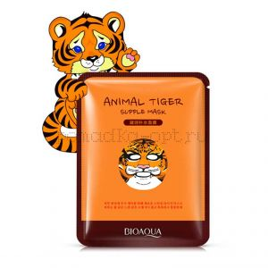 Тканевая маска BIOAQUA Animal Facial Face Moisture Mask Тигр