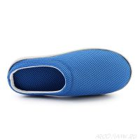Бамбуковые тапочки Cool Bamboo Anti-Fatigue Gel Slippers
