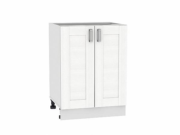 Шкаф нижний Лофт Н600 (Snow Veralinga)