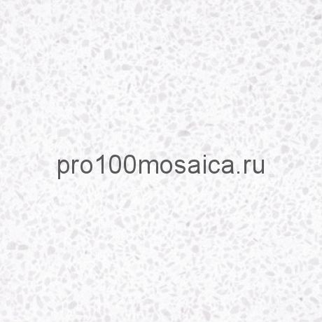 Керамогранит Terrazzo Bianco POL Marble Porcelain 600*600*10 мм