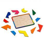 Тетрис – головоломка «Геометрия»