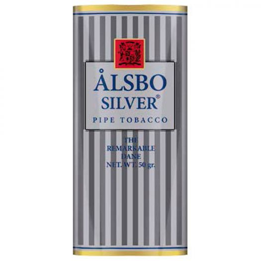 Табак трубочный Alsbo Silver