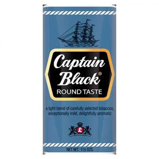 Табак трубочный Captain Black Round