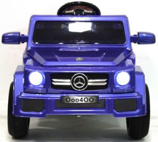 Детский электромобиль River Toys  Mers O004OO VIP GLANEC