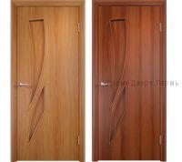 дверь стрелеция без стекла