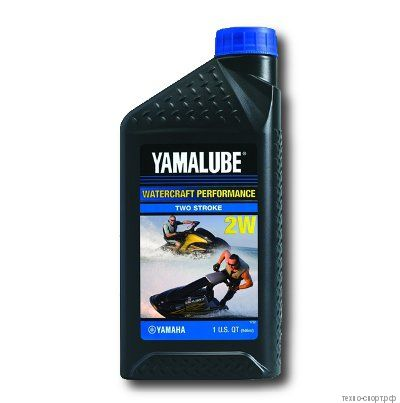 Yamalube 2W, 2Т, Semisynthetic Oil (0,946 л)