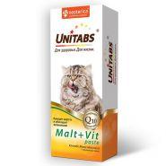 Unitabs Мальт+Вит Паста, 120мл