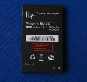 Аккумулятор Fly DS123 bl4007  Original