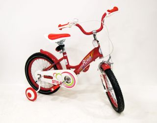 Детский велосипед RIVERBIKE-M-12-RED