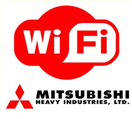 Wi-Fi модуль Mitsubishi Heavy
