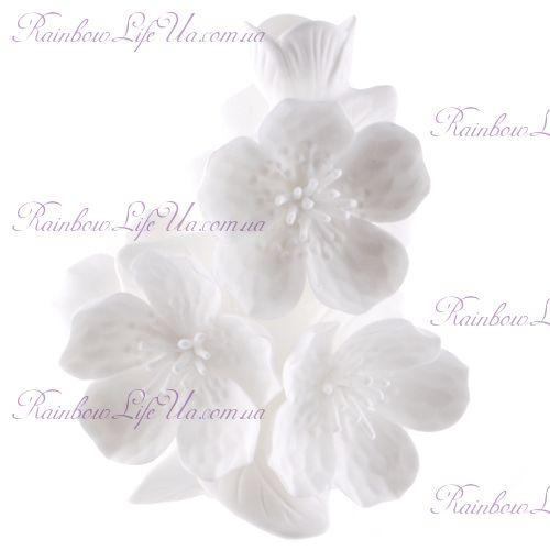 """Ваза белая Цветы сакуры """"Philippines"""""""
