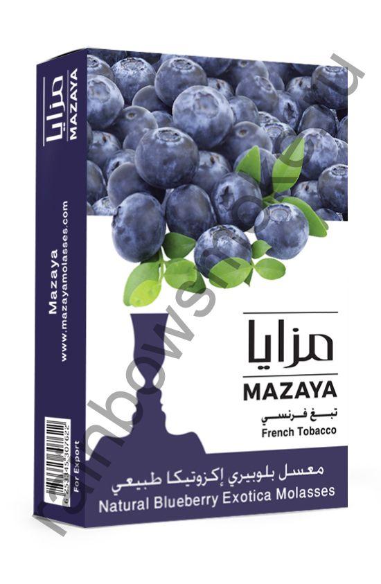 Mazaya 50 гр - BlueBerry Exotica (Черничная Экзотика)