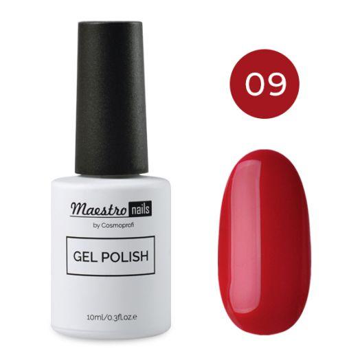 Гель-лак Maesto nails 10 мл  №9