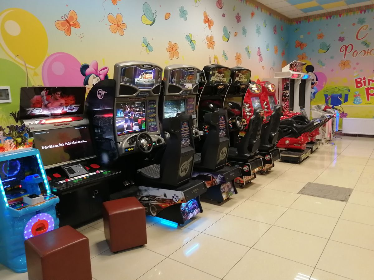 Симуляторы (Игровые автоматы)
