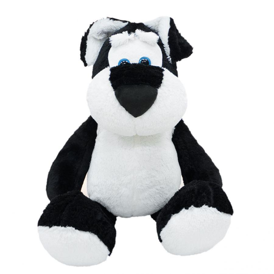 (Шкура) Спайк (ОР-105см)(Д-95см) Черно-белый