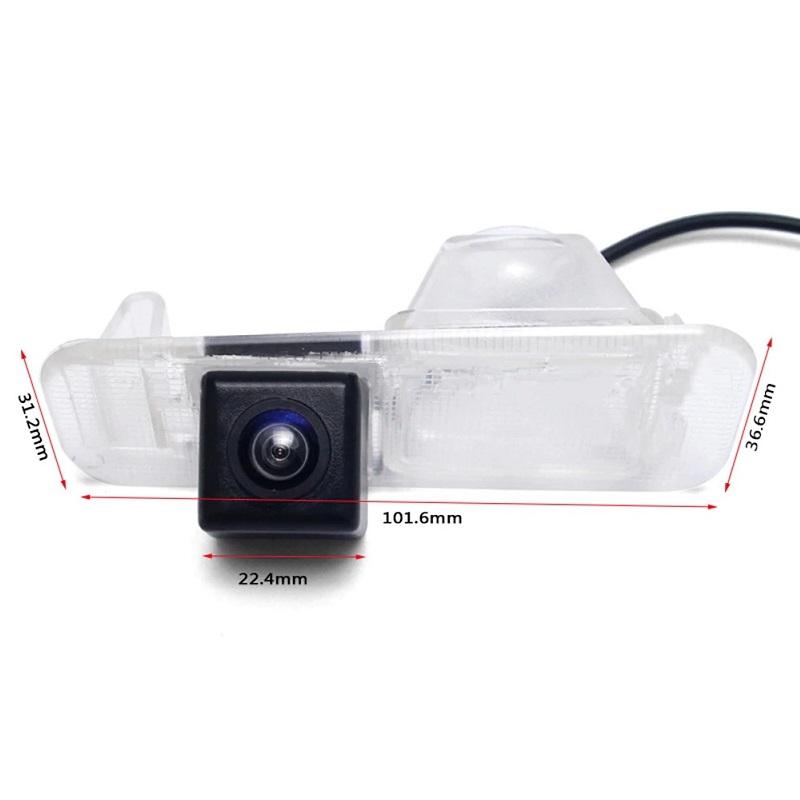 Камера заднего вида Киа Рио 3 Седан