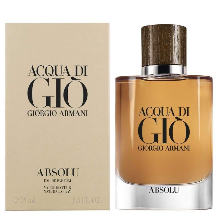Парфюмерная вода Giorgio Armani Acqua Di Gio Absolu 100 мл