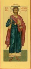 Икона Александр Солунский мученик