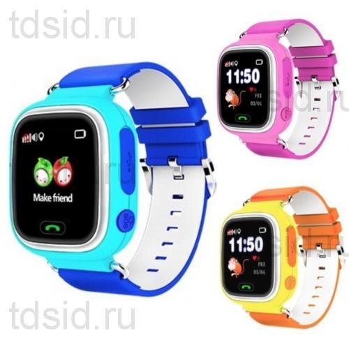 Детские часы с GPS-трекером Smart Baby Watch Q90 (G72)
