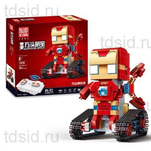 Игрушка Конструктор - Iron-block man на Р/У 13038