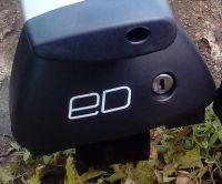 Опция замка для багажника Евродеталь (на гладкую крышу / в штатное место)