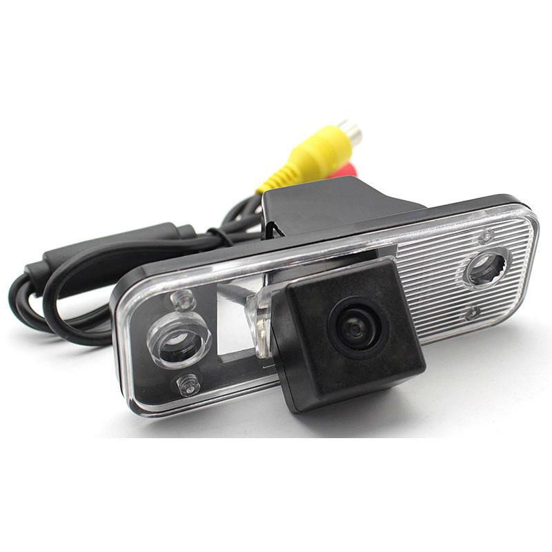 Камера заднего вида Хендай Санта Фе 2005-2012