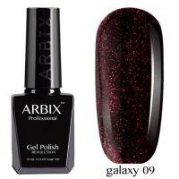 Arbix 009 Galaxy Гель-Лак , 10 мл