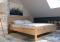Кровать Дрема Натура Онтарио Натуральная Интерьер