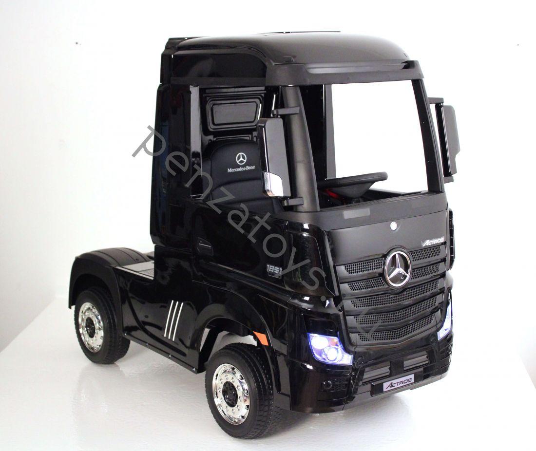 Электромобиль-фура Mercedes-Benz Actros