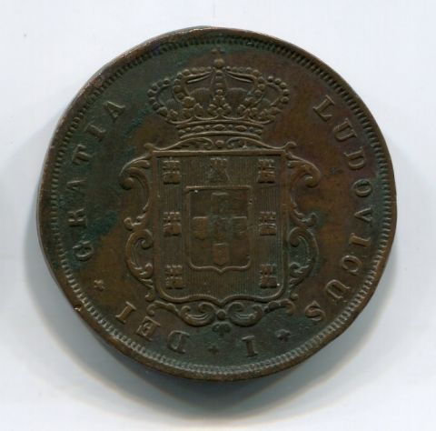 10 рейс 1873 года Португалия