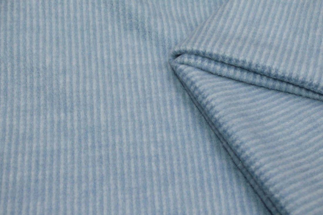 Пальтовая ткань полоска 7147/C#1