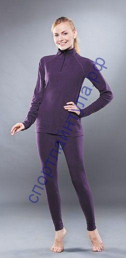 Термобелье Guahoo Fleece Basic.701 S женская кофта