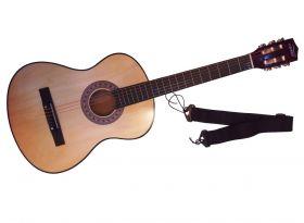 Акустическая деревянная гитара CB SKY 96 см.