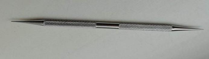 Игла косметическая двухсторонняя (арт.744)