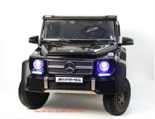 Детский электромобиль River Toys Mercedes-Benz G63-AMG 4WD X555XX