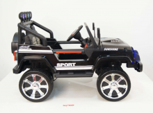 Детский электромобиль River Toys Jeep T008TT