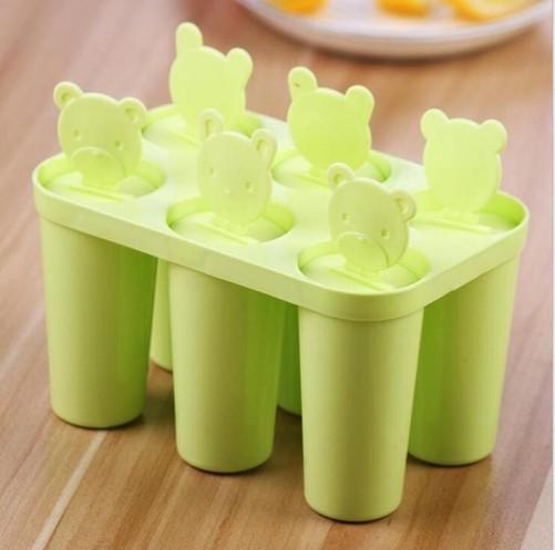 Формы для фруктового льда и мороженого Медвежата