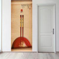 Панно на стену -  Закат с острым магазин Интерьерные наклейки