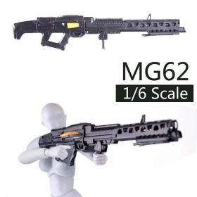 Сборная модель автомата MG62 1:6
