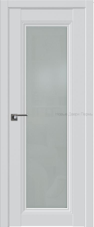2.101U Аляска стекло Матовое - PROFIL DOORS межкомнатные двери